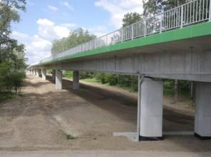 Otwarcie nowego mostu na Wisłoce