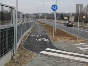 Otwarcie nowego odcinka drogi wojewódzkiej nr 992