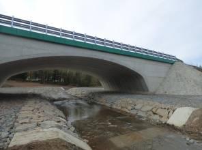 Mosty w Pielgrzymce otwarte