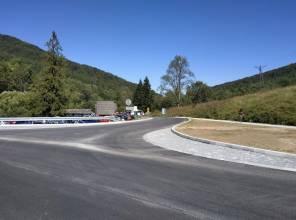 Poprawa funkcjonalności dróg wojewódzkich na terenie powiatu bieszczadzkiego i leskiego